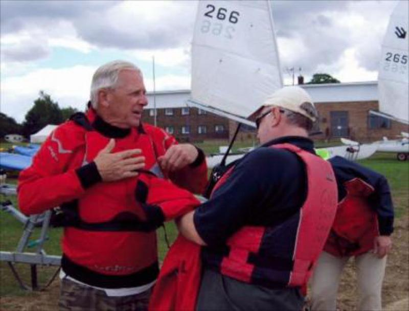 Grafham Water Sailability - Sail15 2