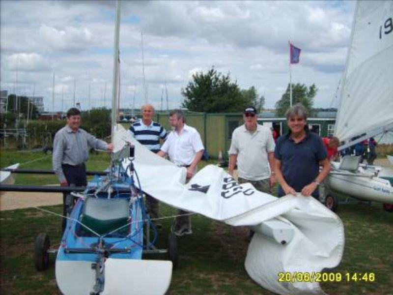 Grafham Water Sailability - Sail5 2