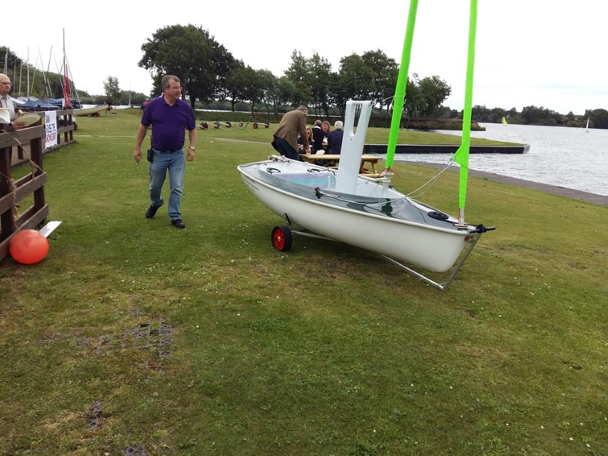 Club News 2017 - 2018 President Sheila Webb - Sailability June 2018 the boat
