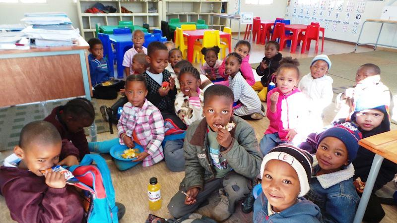 Charities we have or are supporting - Nancefield Primary School for School Aid - Africa
