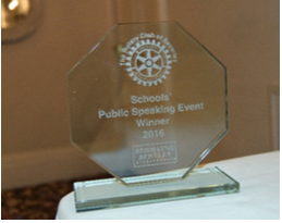 School's Speaking Competition -