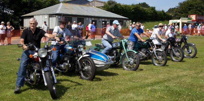 Wheels 2013 - Report and Slide Show - Selected for the Parade Ring
