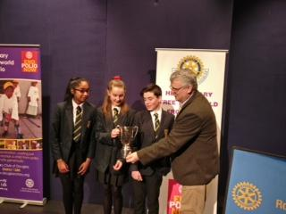 Secondary Schools' Public Speaking Competition -