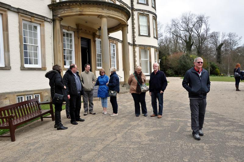 Mystery Weekend - Sewerby Hall