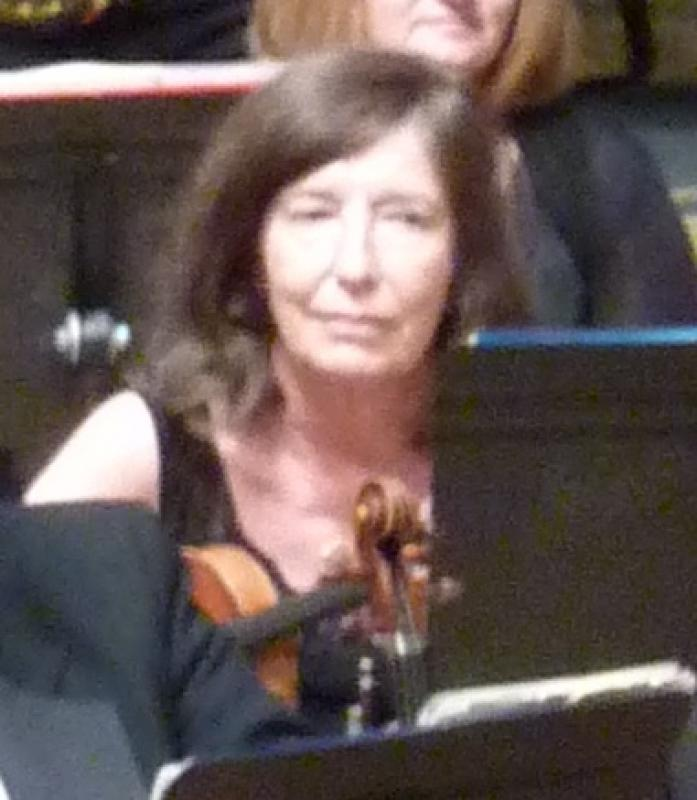 Feb 2013 Cambridge area Rotary Young Musician of the Year - Leys School, Cambridge  CB2 7AD - JUDGE - Sheila von Rimscha violinist