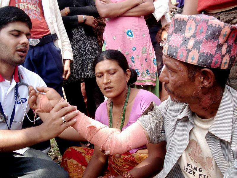 What we did earlier - Nepal Earthquake Relief as we did it. - Sindhupalchowk - May 2015 1 (8)