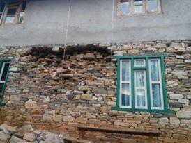 Mirge Nepal Update 3 - After second earthquake the village is all but destroyed