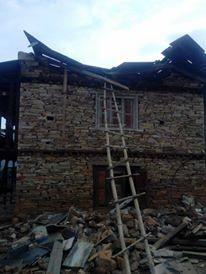 Mirge Nepal Update 3 - yet again another view of the village