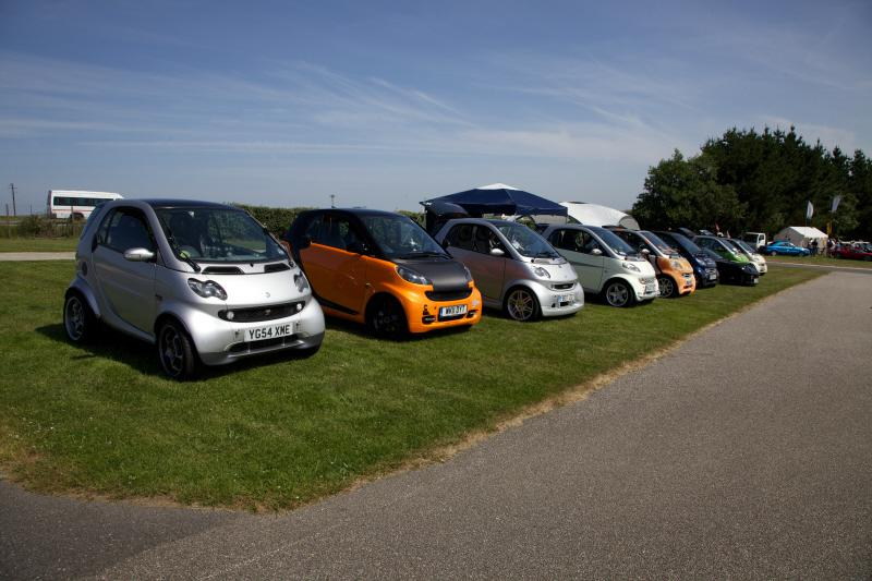 Wheels 2013 - Report and Slide Show - Smart cars