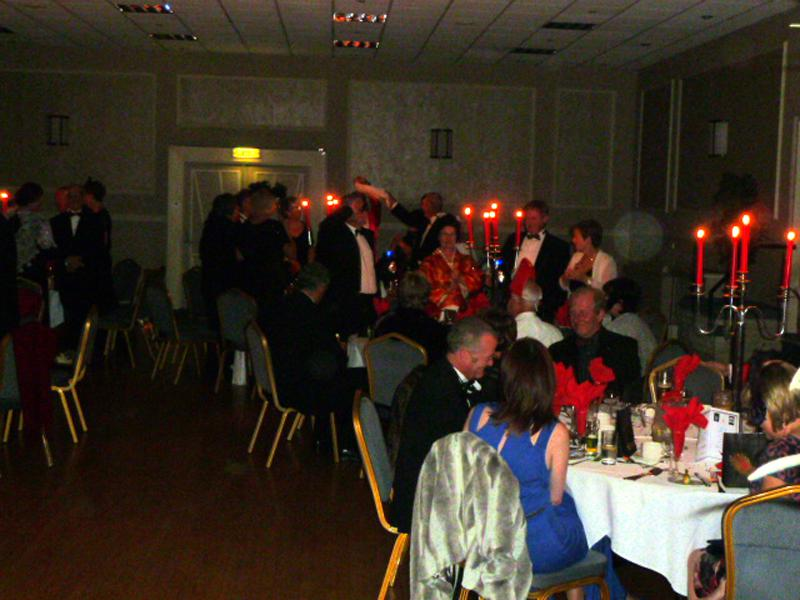 Murder Mystery Night - Venetian Vendetta - Southport Links Rotary Murder Mystery Night 2013 Venetian Vendetta 6 National Anthem