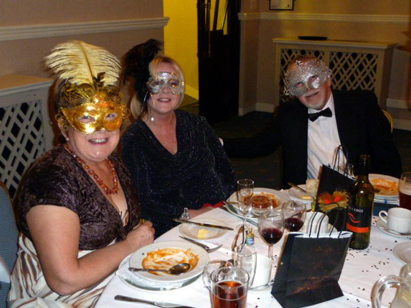 Murder Mystery Night - Venetian Vendetta - Southport Links Rotary Murder Mystery Night 2013 Venetian Vendetta Table 1