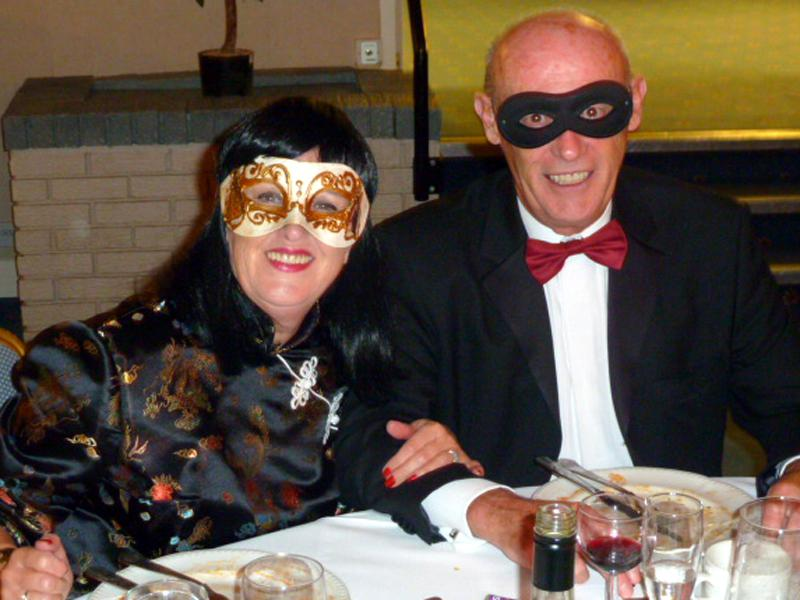 Murder Mystery Night - Venetian Vendetta - Southport Links Rotary Murder Mystery Night 2013 Venetian Vendetta Table 27