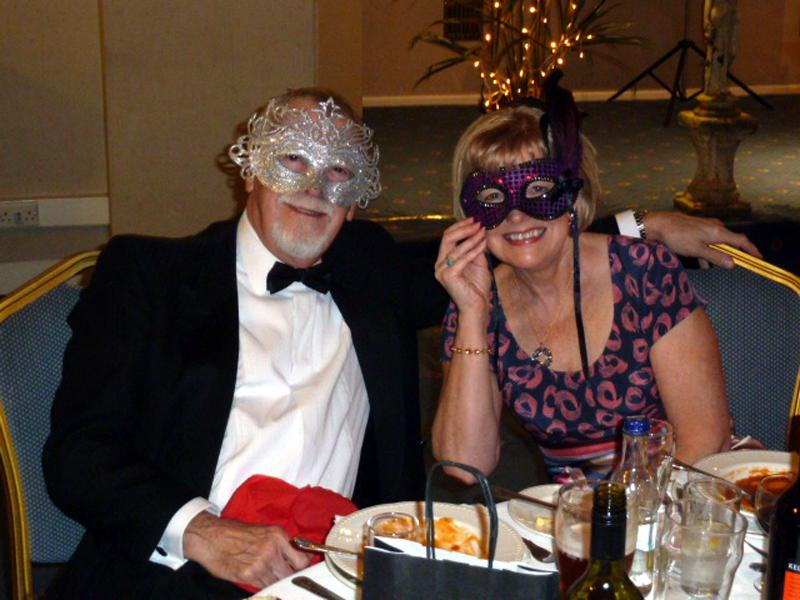 Murder Mystery Night - Venetian Vendetta - Southport Links Rotary Murder Mystery Night 2013 Venetian Vendetta Table 3