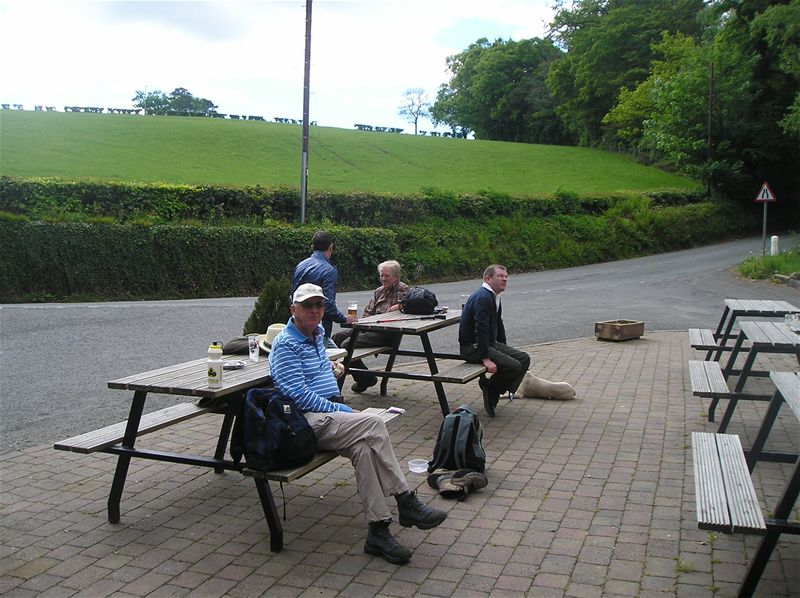 Sponsored Walk  May 2010 - 30/5/10 Respite at the Stair Inn