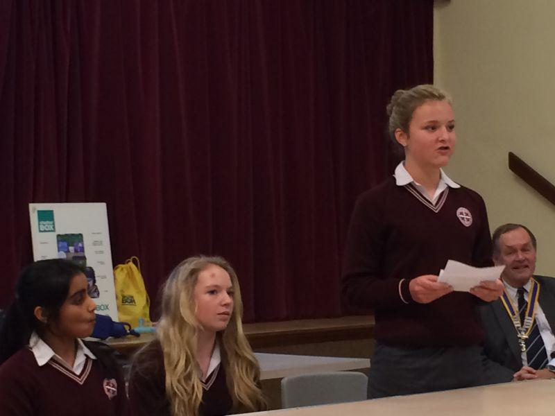 Youth Speaks 2014 - St Helen's Intermediate 1-4