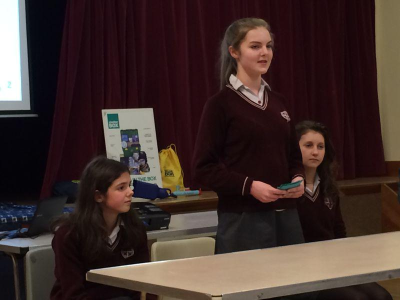 Youth Speaks 2014 - St Helen's Intermediate 2-2