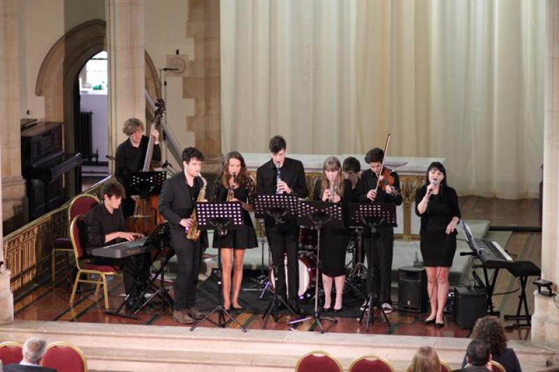 Musical Soiree - St Lawrence College Jazz Band
