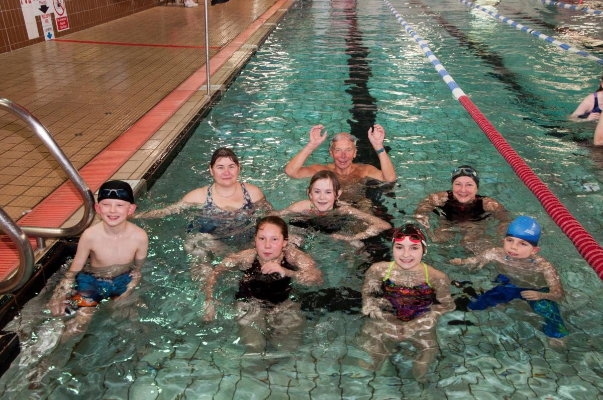 Swimathon 2019 - Lengths - 125