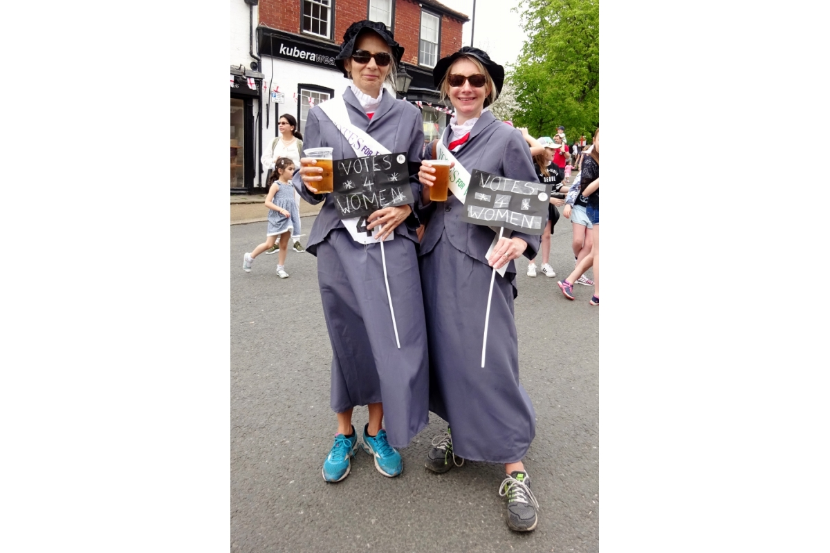 2018 St George's Day Celebrations - More original costumes
