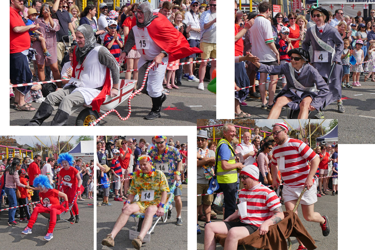 2018 St George's Day Celebrations -