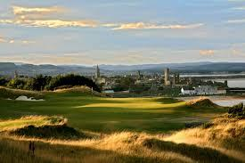 Tee to Green - St. Andrews