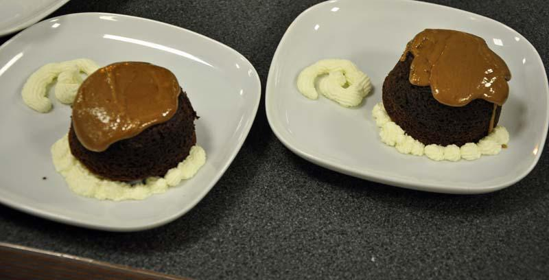 Young Chef Preston Lodge Heat 2013 - Sticky Toffee pudding DSC5144 1