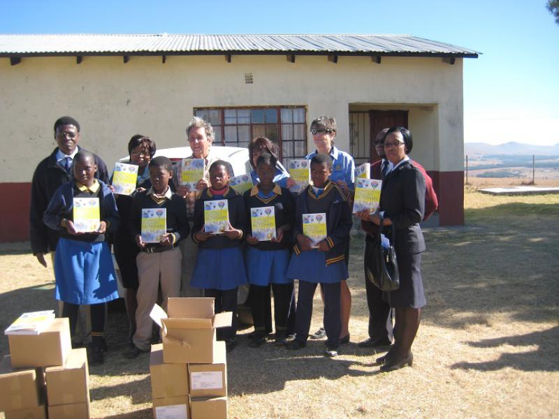 Rotary Working in Africa - Swazi2013 029