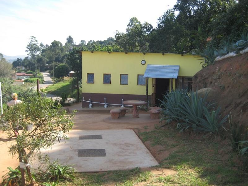 Rotary Working in Swaziland 2015 to date - The School building refurbished with support from the Club.