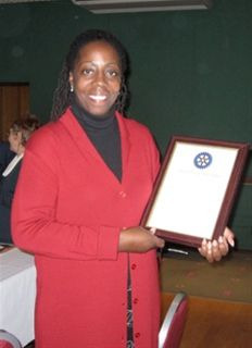 Club Members - Sylvia Onyekwelu our latest recruit - Healthcare Management