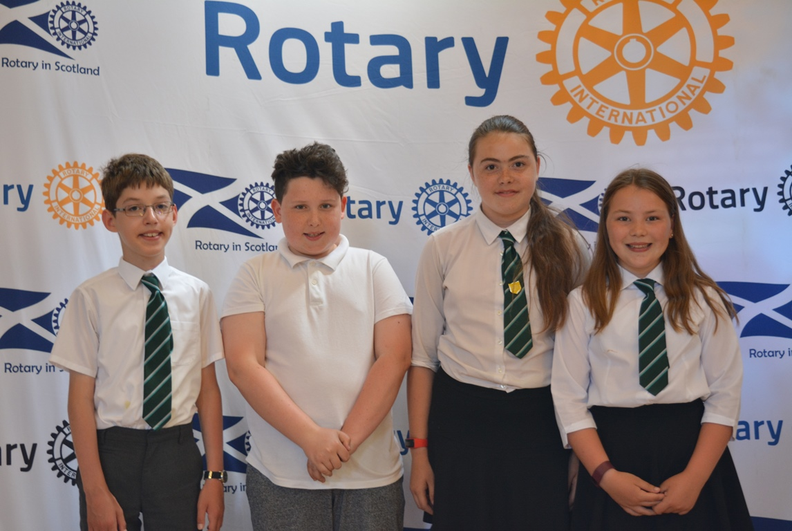 West of Scotland Final of Primary Schools Quiz -