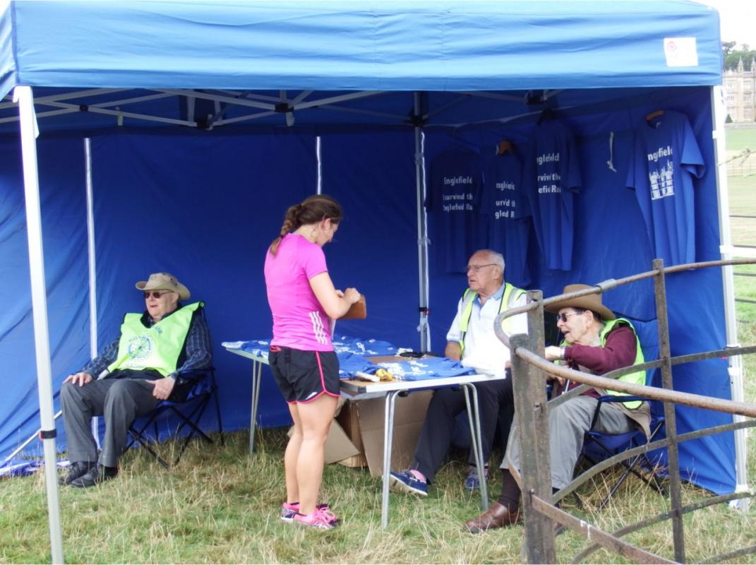 Englefield 10K Run 2016 - T Shirts Selling Well