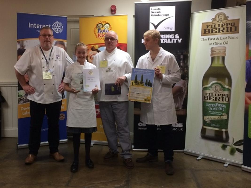Young Chef National Winner - National Young Chef 2017