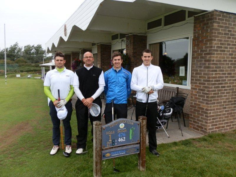 Charity Golf Day 2013 - Team 18 AC DC Electrical Contractors
