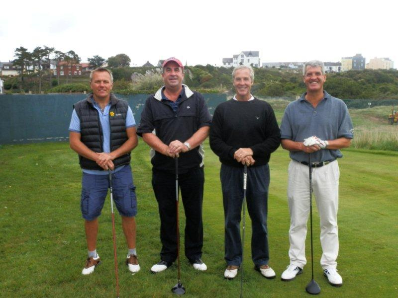 Charity Golf Day 2013 - Team 4 Lewis, Lewis & Co (Solicitors)