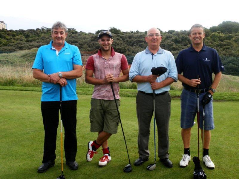 Charity Golf Day 2013 - Team 9 Valero A