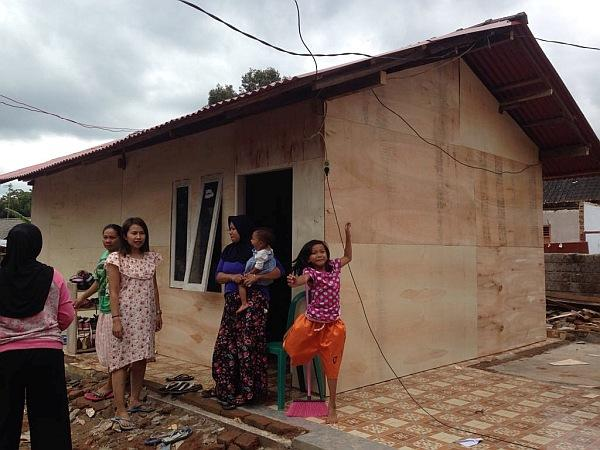 Lombok Earthquake Appeal - Shelter & Family