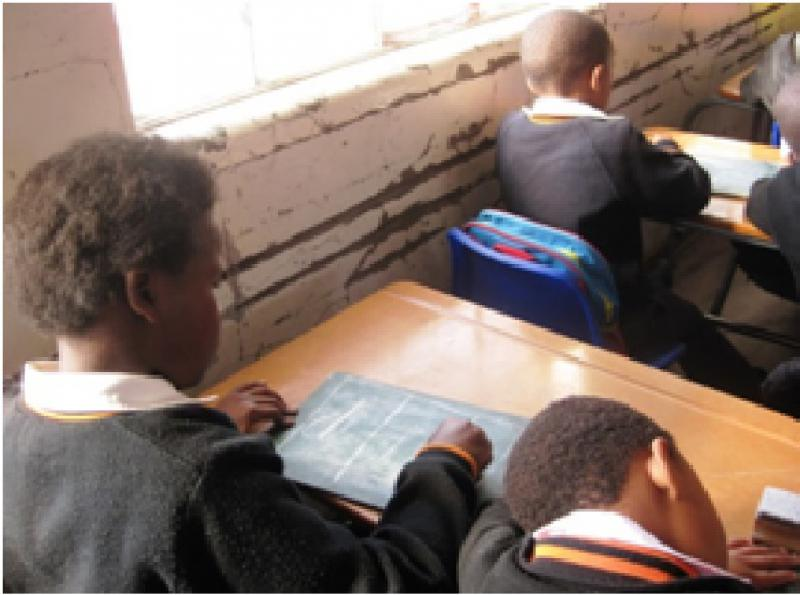 Our Work in South Africa - Term 3 - Teachers facilitating activities where children apply their knowledge v1
