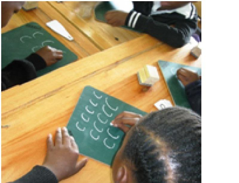 Our Work in South Africa - Test Phonics 5