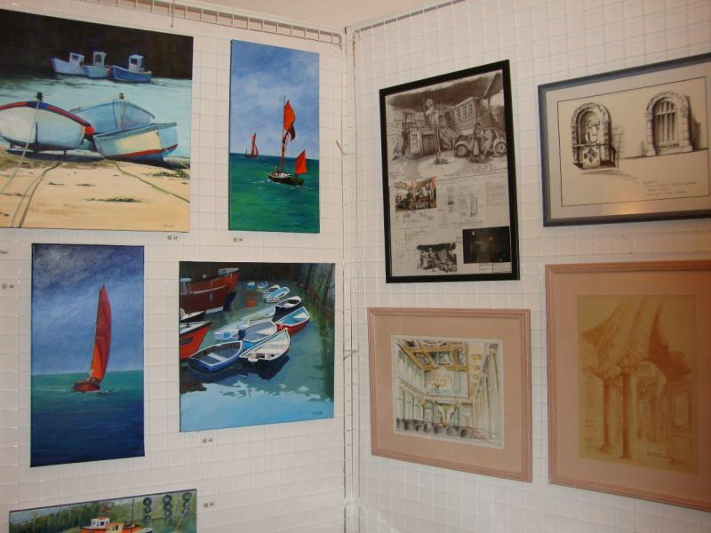 Thame Rotary Art Show 2012 - ThameRotaryArtShow-Pictures1