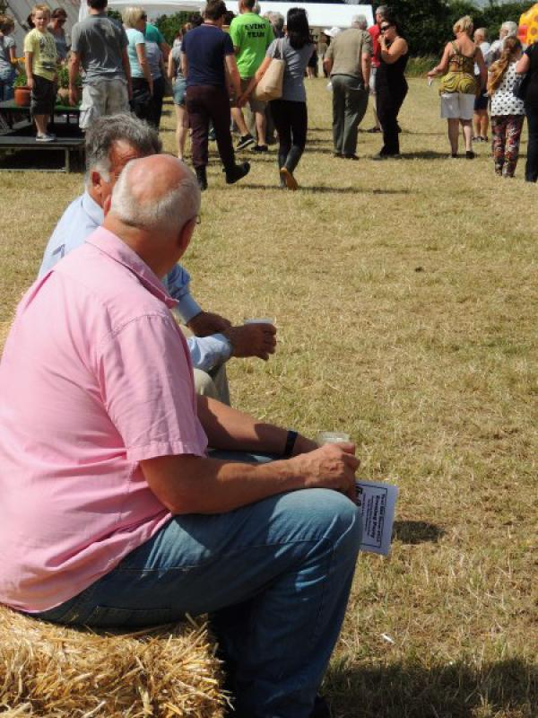 Toot Hill Show 2013 - Thats what a good Chairman does - Delegate