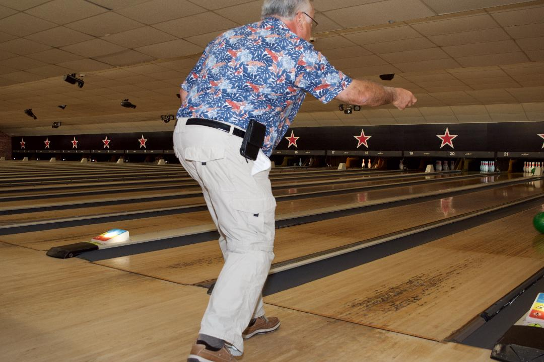 Ten Pin Bowling @ Stirling   12 June 18.30 @ Bowling Alley - The Master