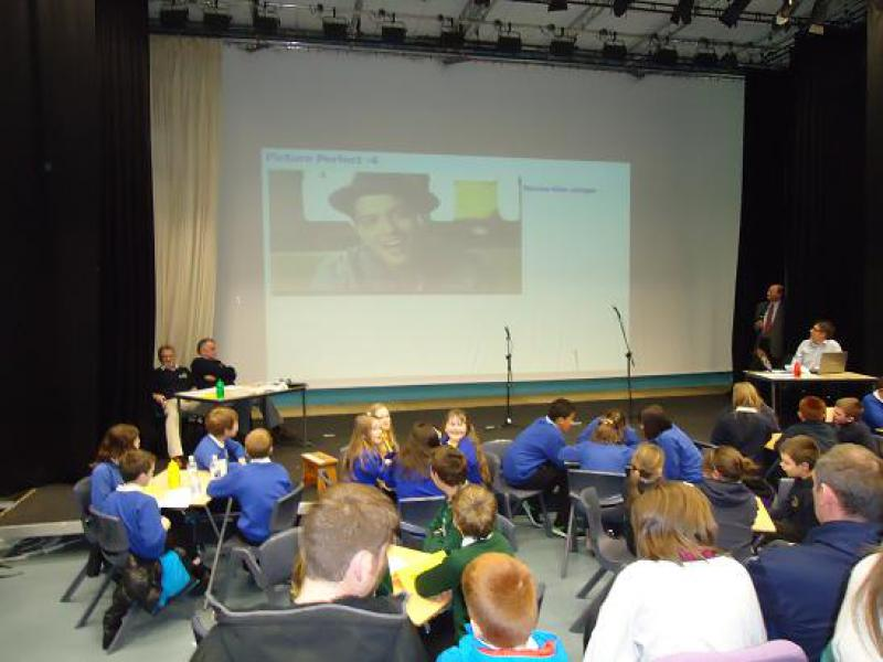 2013 Primary Schools' Quiz - another high score in prospect