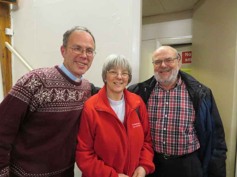 Little Common Christmas Tree Lighting and Carol Concert - The Reverends; Jonathan Frais and Tricia Williams with Bela Oganovsky