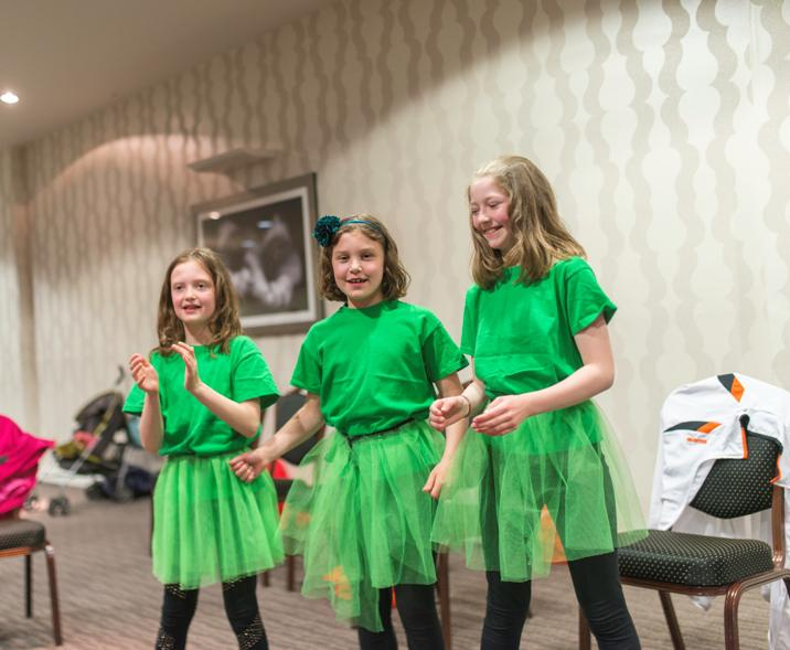 SPECIAL SCHOOLS' MUSIC FESTIVAL 2014 - There were many smiles.