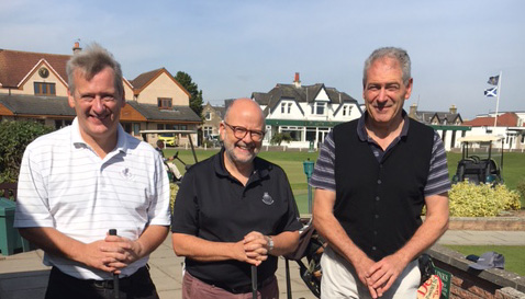 Charity Golf Event 2017 - Thorntons