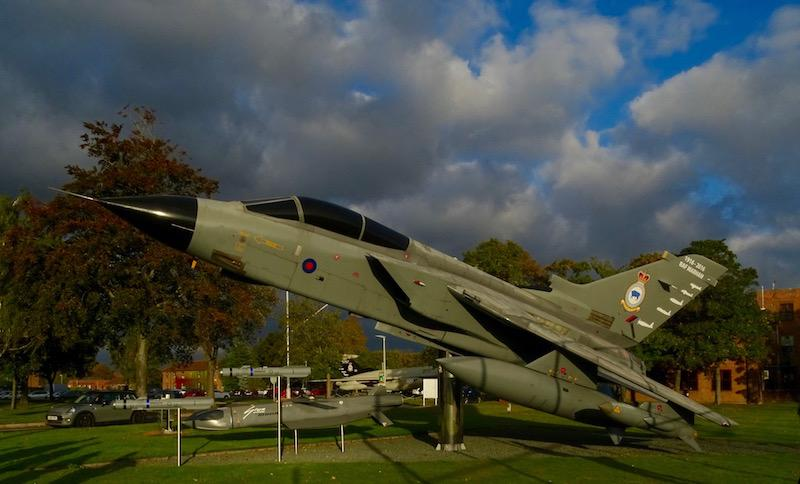 Members and Guest's Visit to RAF Marham 04 October 2016 -