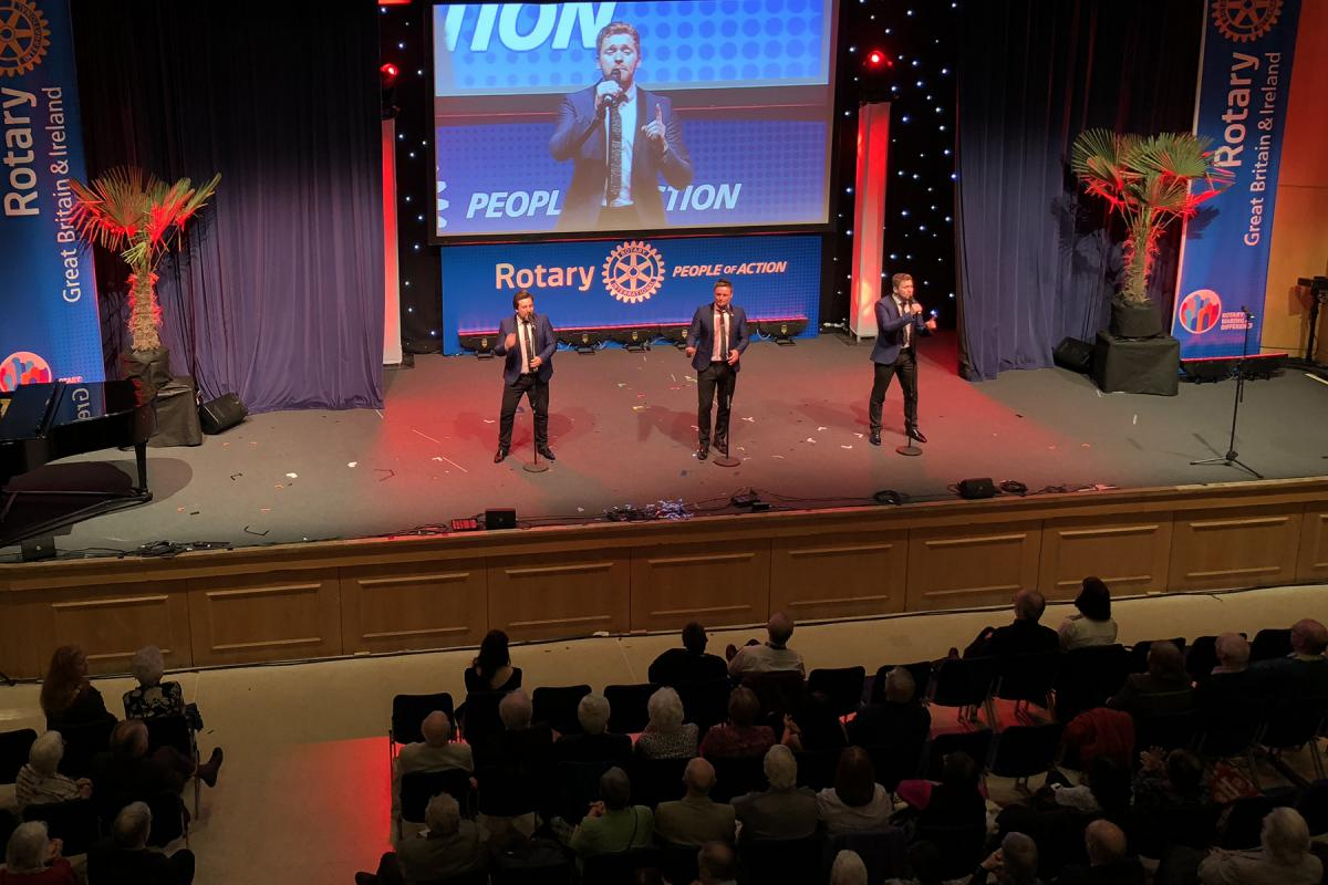 Rotary National Conference 2018 - The Three Seasons!