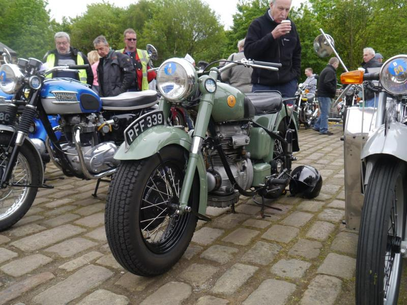 2015 Classic Bike and Scooter Slideshow and Update - Triumph 1