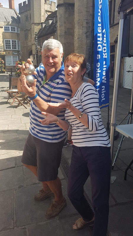 Wells Boules Tournament July 2018 - Two Boule or not to Boule