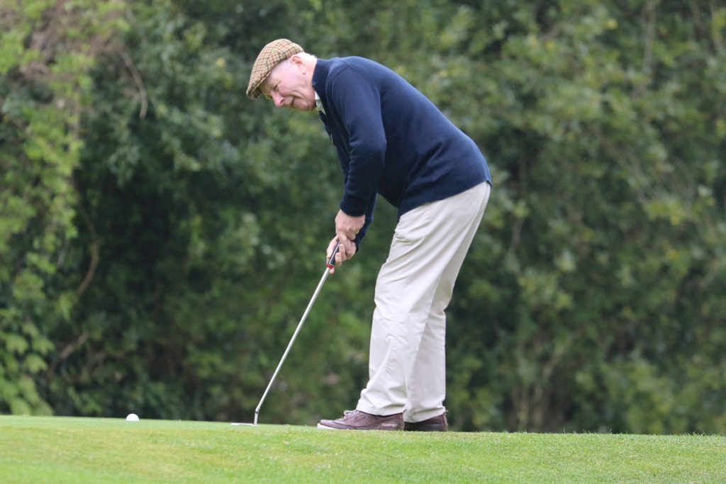 Golf Day April 20th  2017 raises over £5,000 for local charities -